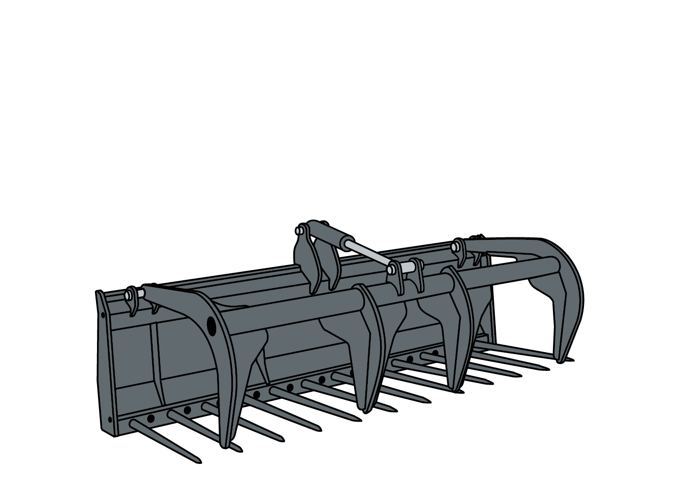 UTILITY GRAPPLES illustration