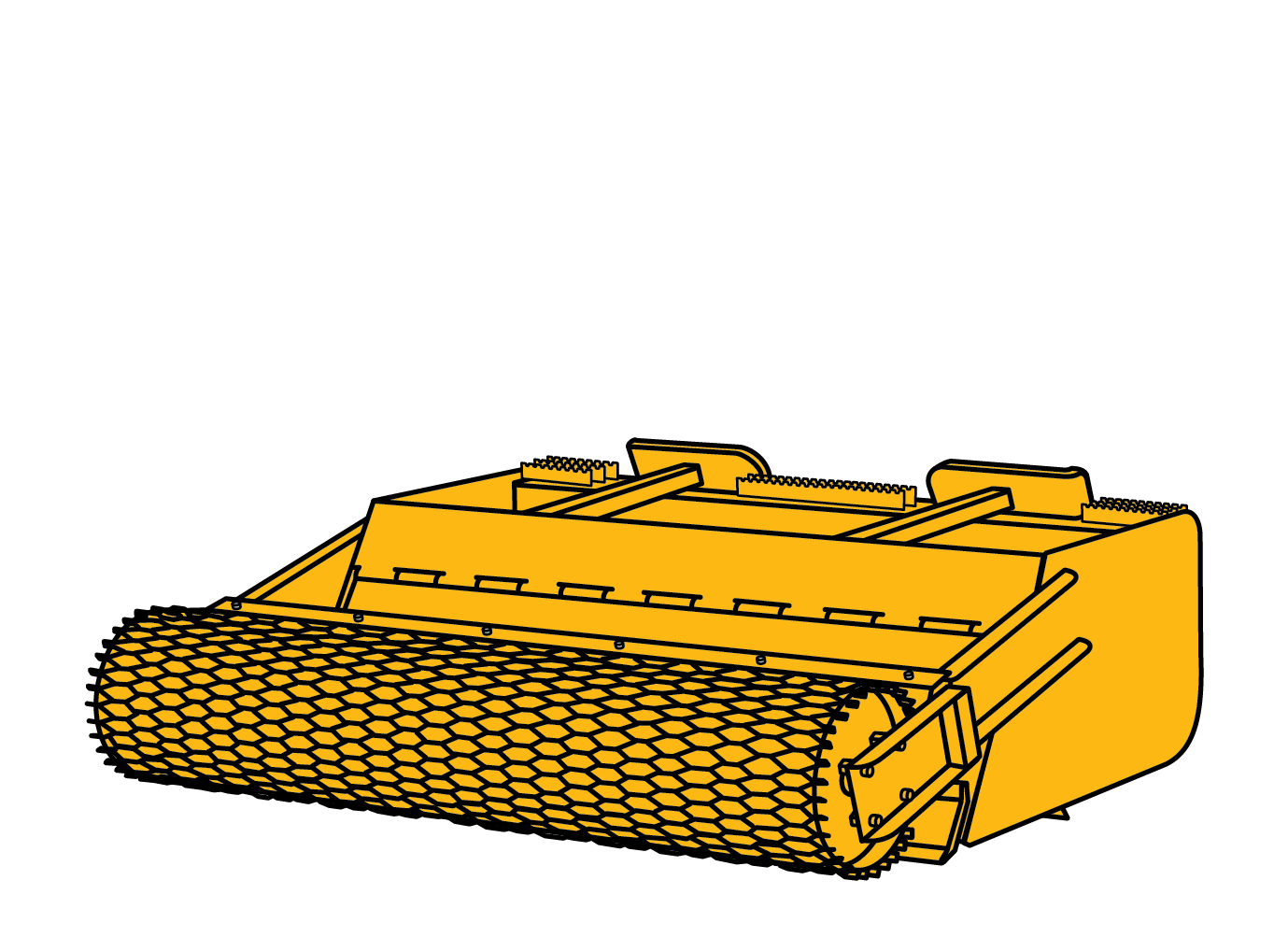 ROLLER LEVEL illustration